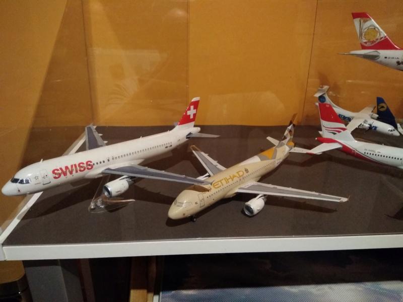 [REVELL] AIRBUS A-320 Cie ETIHAD AIRWAYS 1/144ème Réf 03968  - Page 2 A-320225