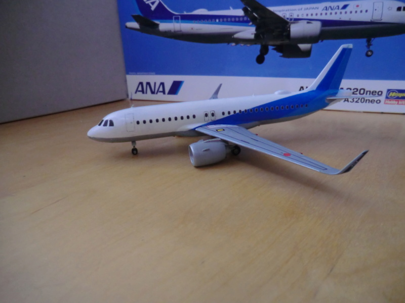 [HASEGAWA] Airbus A-320 néo 1/200 nouvelle déco - Page 2 Airbu152
