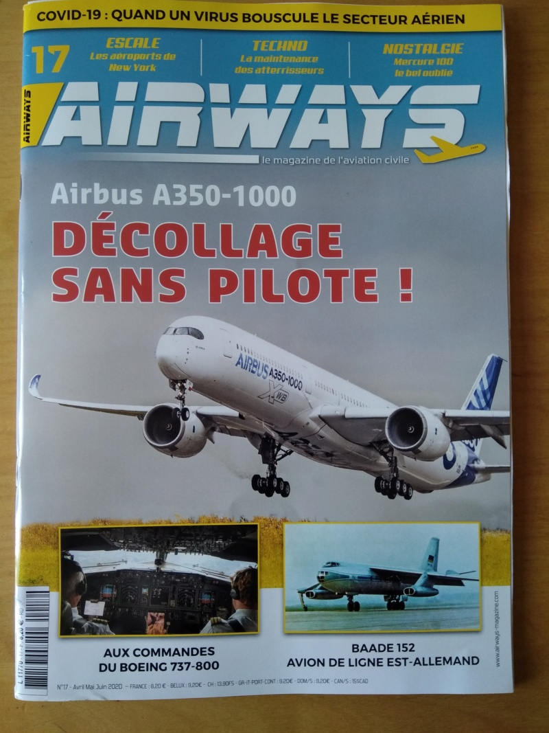 Revue AIRWAYS   Airway36
