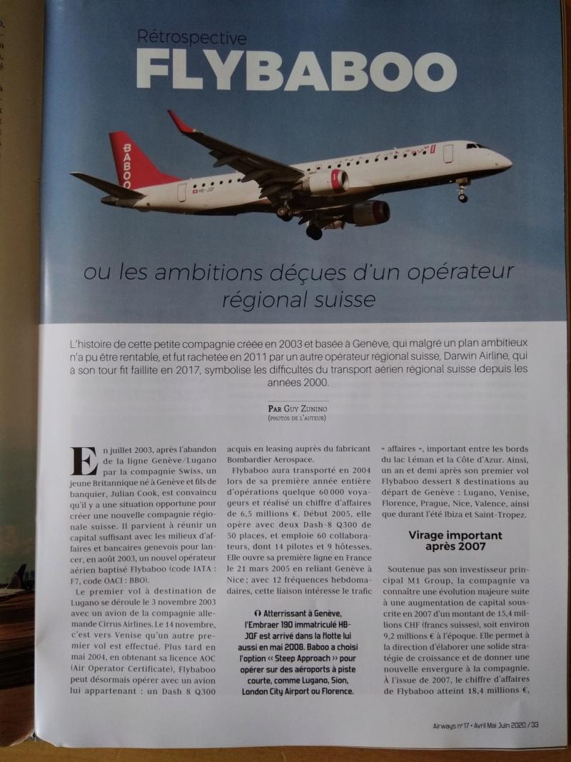 Revue AIRWAYS   Airway41