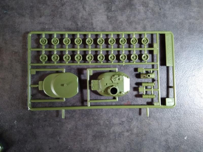 AMX 30/105 1/72ème Réf 79899  Amx-3011
