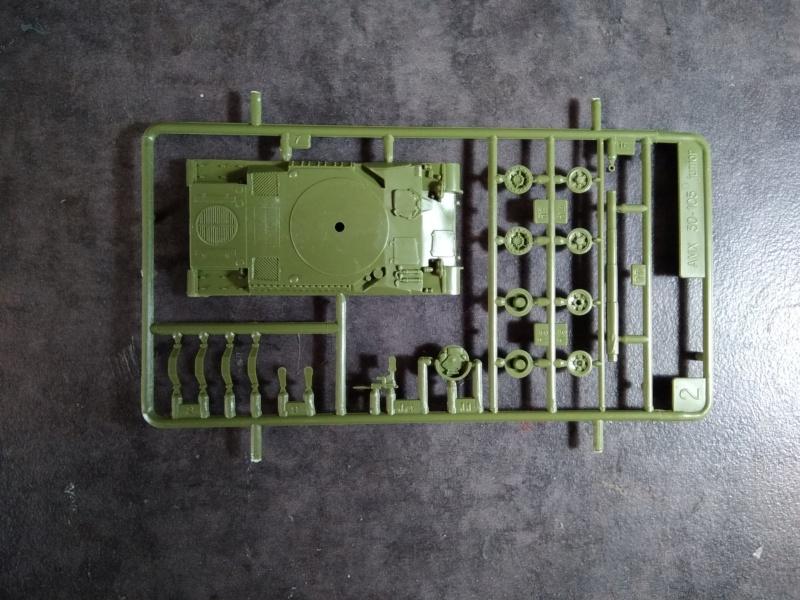 AMX 30/105 1/72ème Réf 79899  Amx-3012