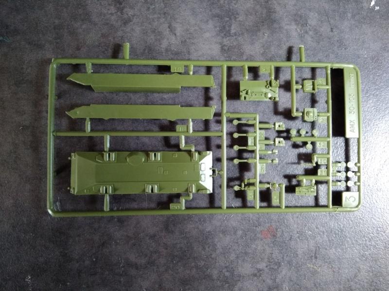 AMX 30/105 1/72ème Réf 79899  Amx-3013