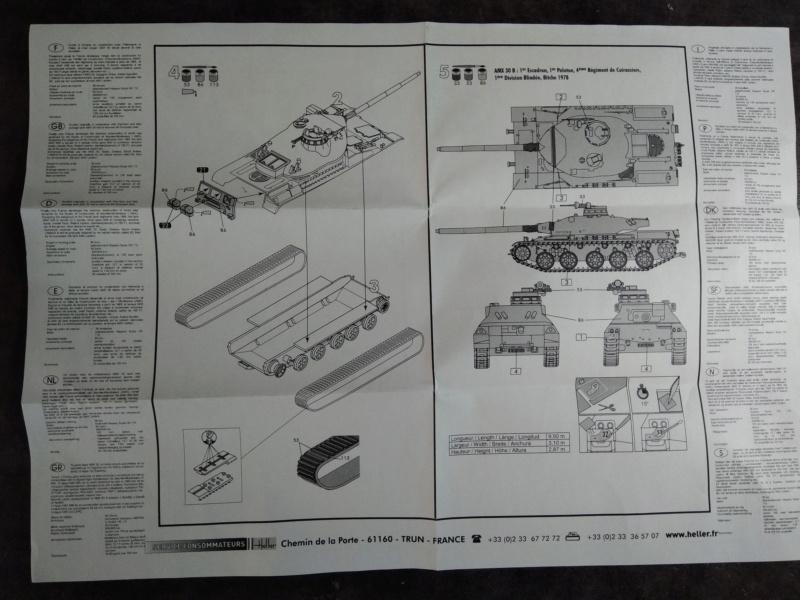 AMX 30/105 1/72ème Réf 79899  Amx-3016