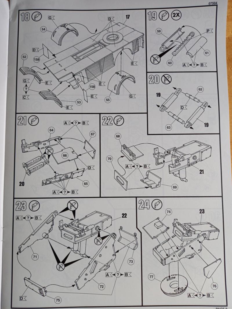 [REVELL] MERCEDES BENZ 1419 F/1422 F DLK 23-12 1/24ème Réf 07504 Edition limité Notice Camio235