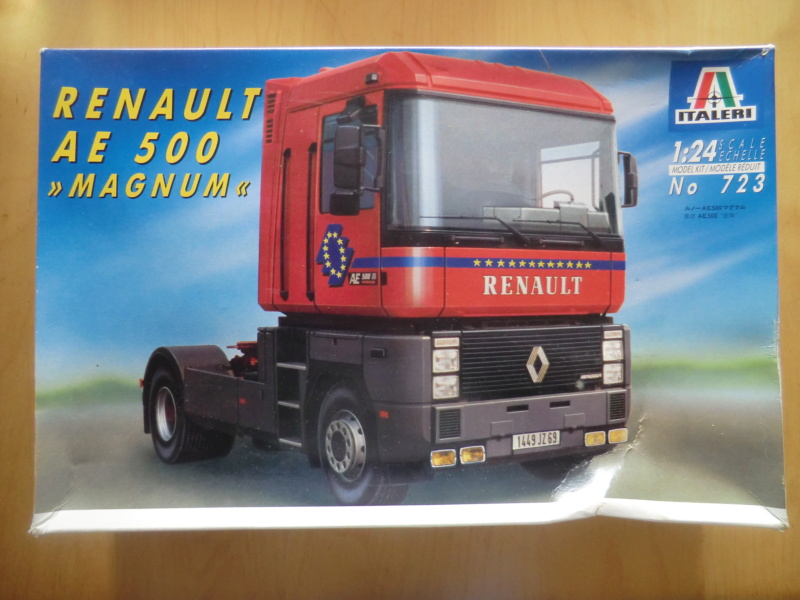 [ITALERI] Renault Magnum 1/24ème  Camion10