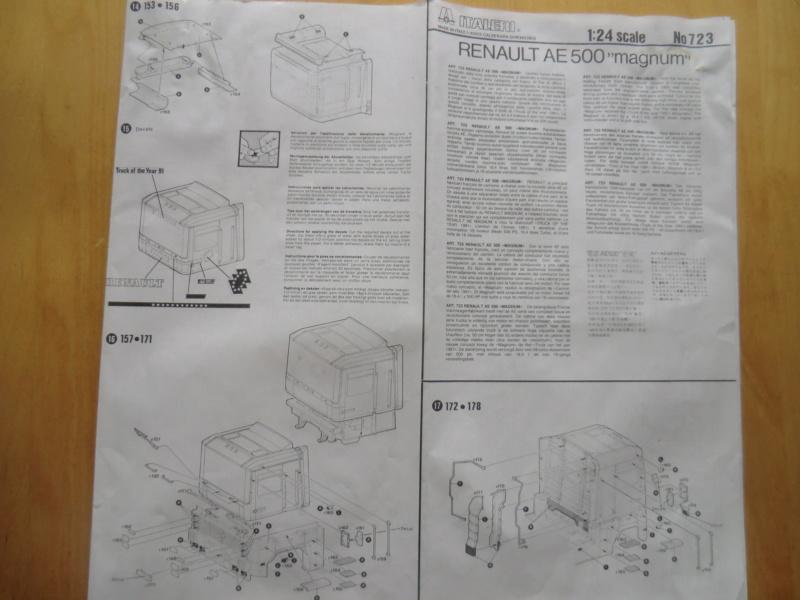 [ITALERI] Renault Magnum 1/24ème  Camion20