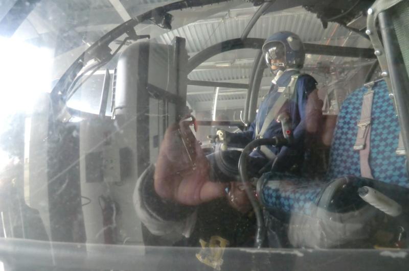 SUD AVIATION ALOUETTE III PGHM Réf L200 Cimg1811
