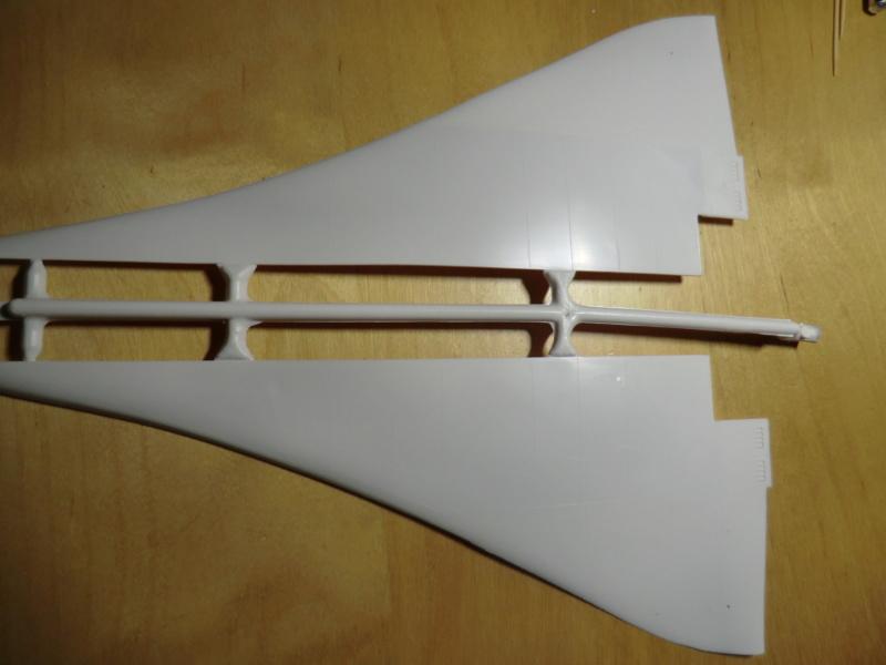 """[1/100]Concorde 001 -ref 52324 coffret """"la légende HELLER"""" 1/100 Concor25"""