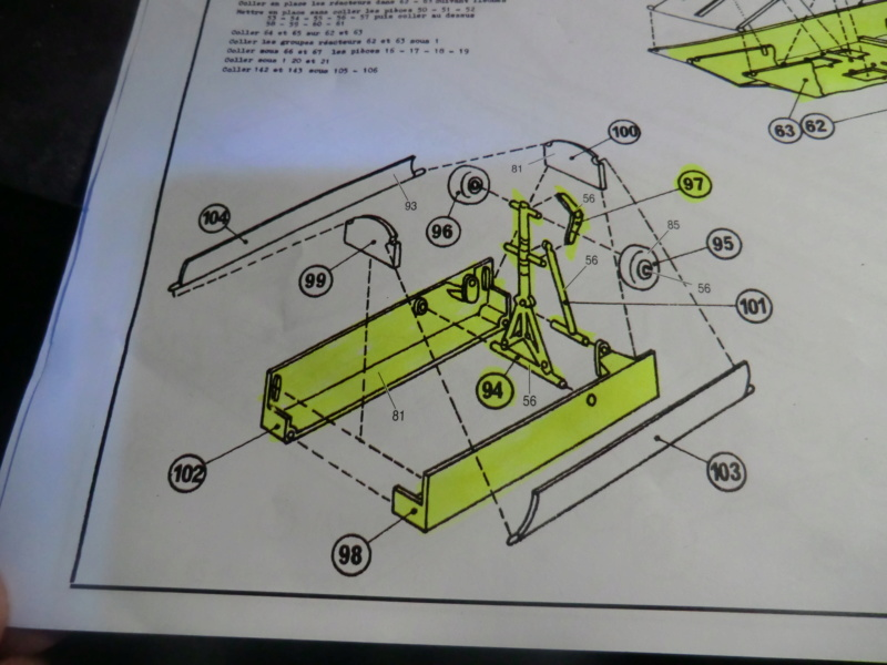 """[1/100]Concorde 001 -ref 52324 coffret """"la légende HELLER"""" 1/100 Concor37"""