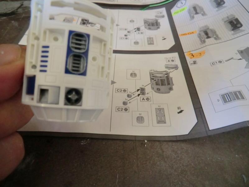 [BANDAI] D2 -R2 / R5/D4 -1/12 D2r2_041