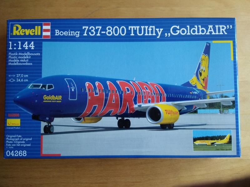 [REVELL] BOEING 737-800 Cie TUIfly 1/144ème Réf 04268 Ju_00210