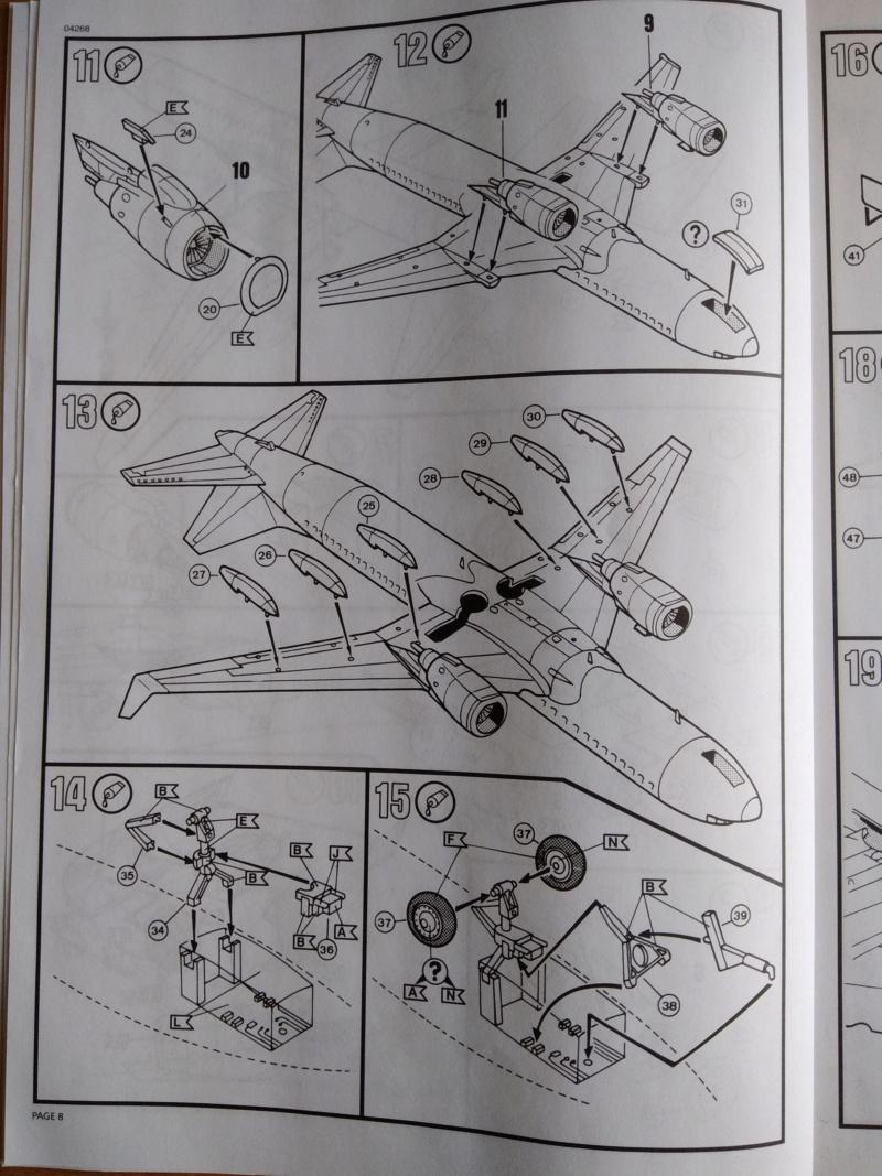 [REVELL] BOEING 737-800 Cie TUIfly 1/144ème Réf 04268 Ju_00810