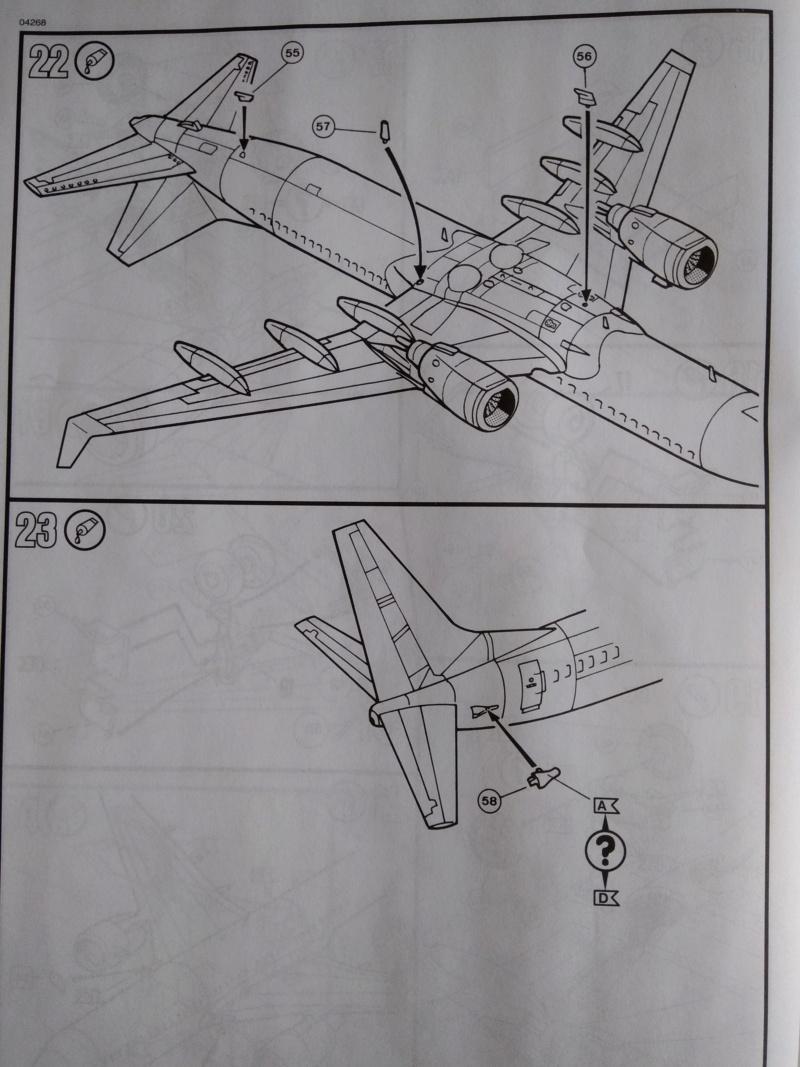 [REVELL] BOEING 737-800 Cie TUIfly 1/144ème Réf 04268 Ju_01010