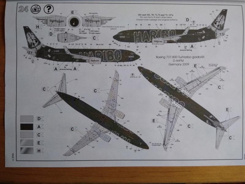 [REVELL] BOEING 737-800 Cie TUIfly 1/144ème Réf 04268 Ju_01110