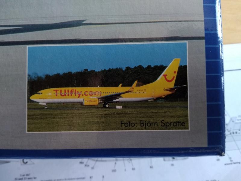 [REVELL] BOEING 737-800 Cie TUIfly 1/144ème Réf 04268 Ju_01310