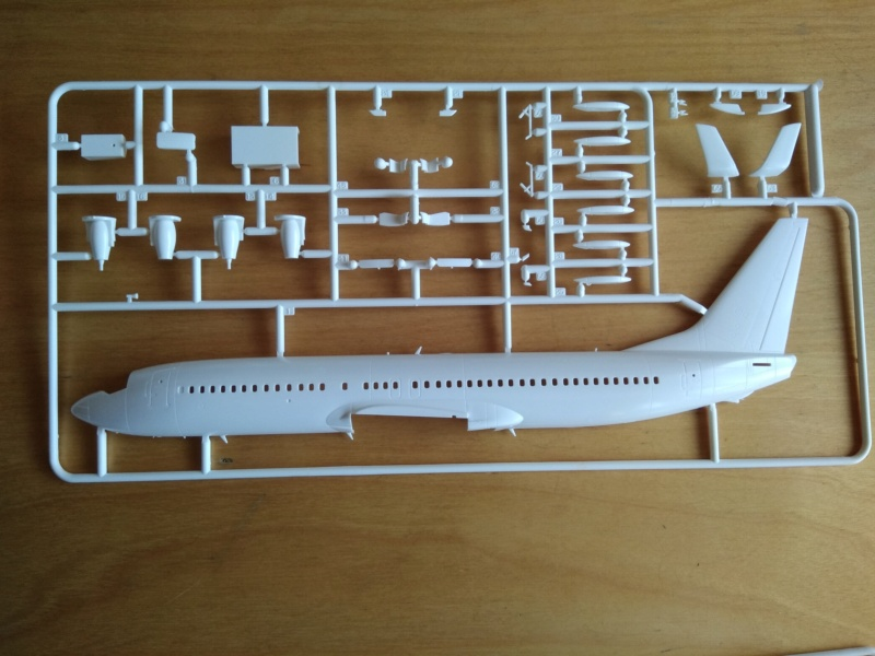 [REVELL] BOEING 737-800 Cie TUIfly 1/144ème Réf 04268 Ju_01710
