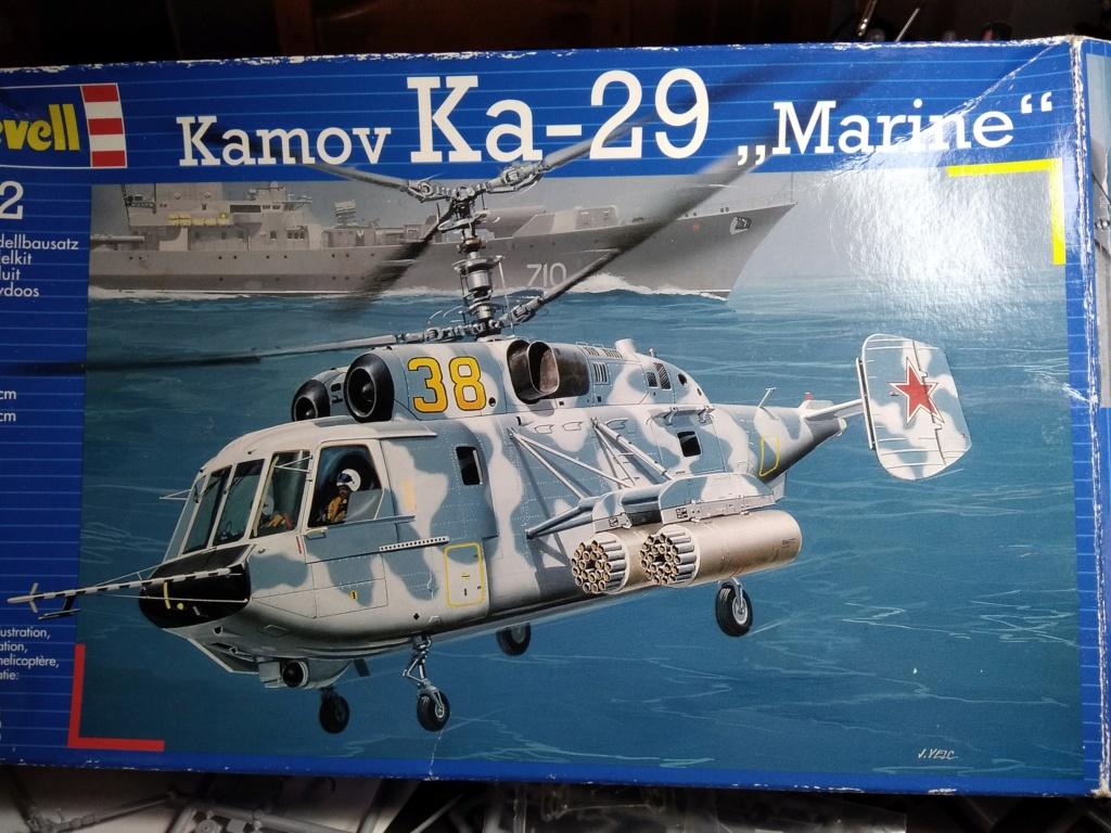 [REVELL] KAMOV  Ka-29 ,Marine 1/72ème Réf 04493  Ka-29_35