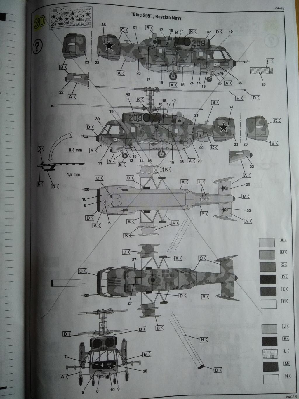 [REVELL] KAMOV  Ka-29 ,Marine 1/72ème Réf 04493  Ka-29_43