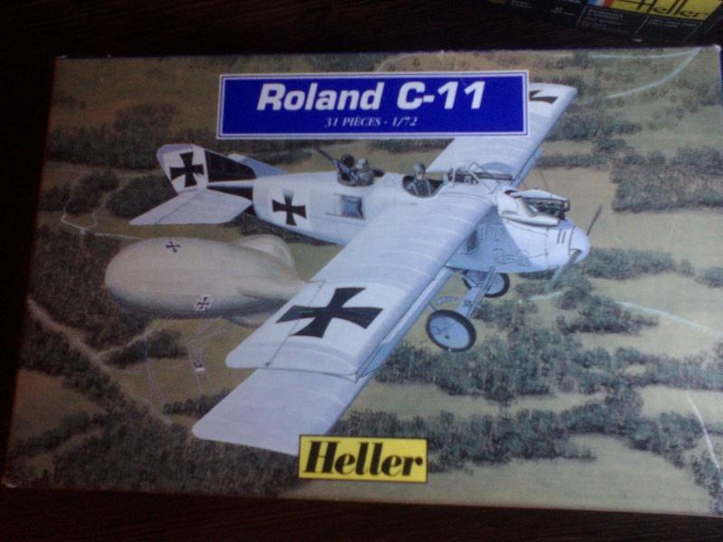 futur montage d'un LFG ROLAND C-11 1/72ème  M_08311