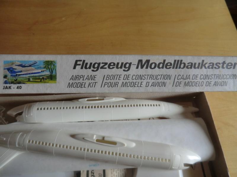 Mercure 1/100 Flugzeug-Modellbaukasten Mercur25
