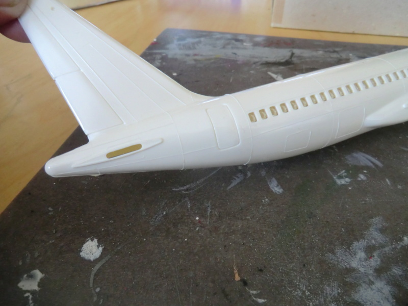 Mercure 1/100 Flugzeug-Modellbaukasten Mercur28