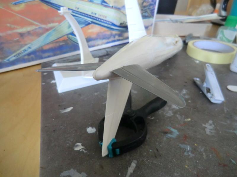Mercure 1/100 Flugzeug-Modellbaukasten Mercur29