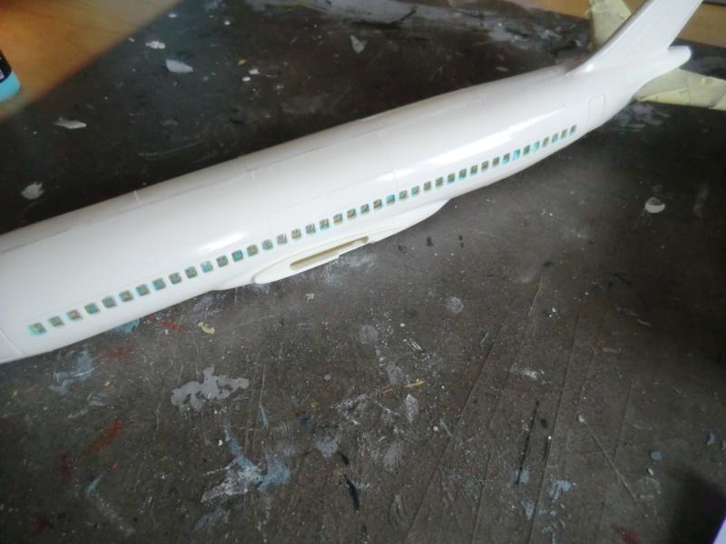 Mercure 1/100 Flugzeug-Modellbaukasten Mercur39