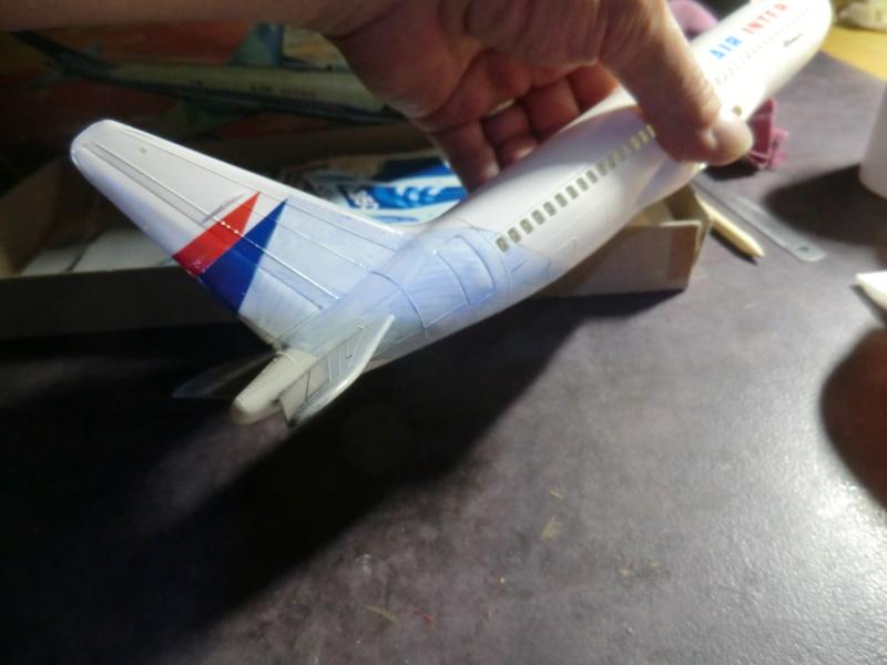 Mercure 1/100 Flugzeug-Modellbaukasten - Page 2 Mercur55