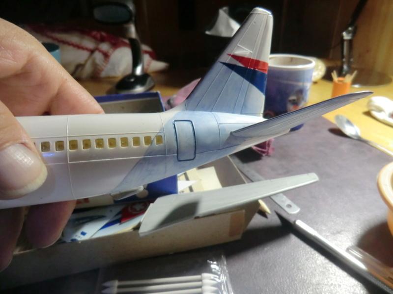 Mercure 1/100 Flugzeug-Modellbaukasten - Page 2 Mercur60