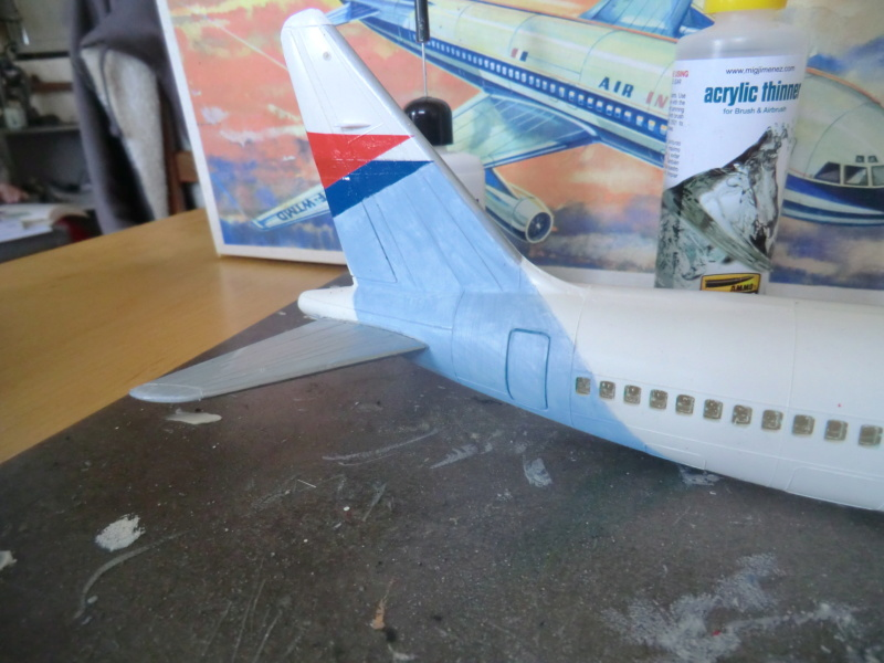 Mercure 1/100 Flugzeug-Modellbaukasten - Page 2 Mercur70