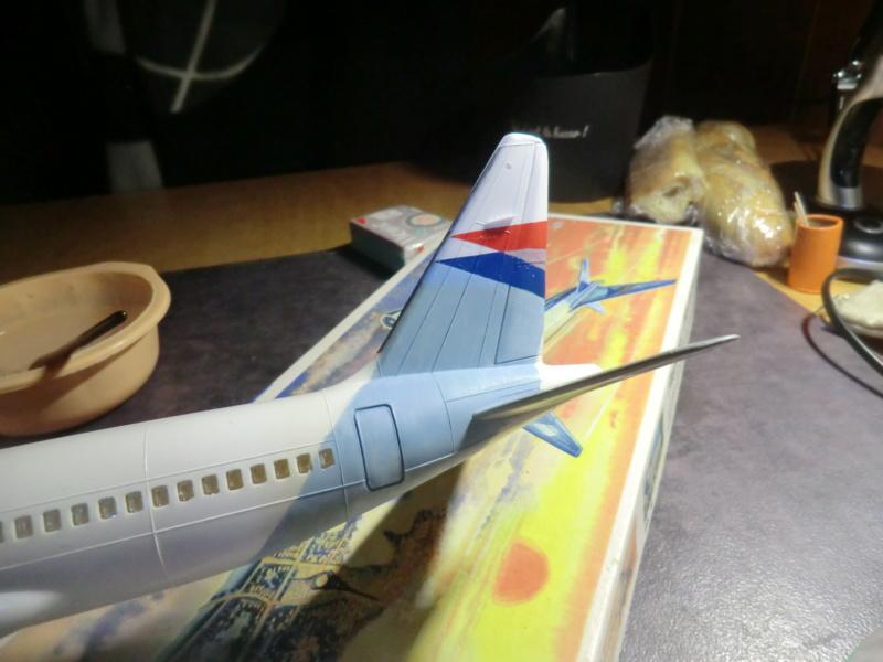 Mercure 1/100 Flugzeug-Modellbaukasten - Page 2 Mercur73