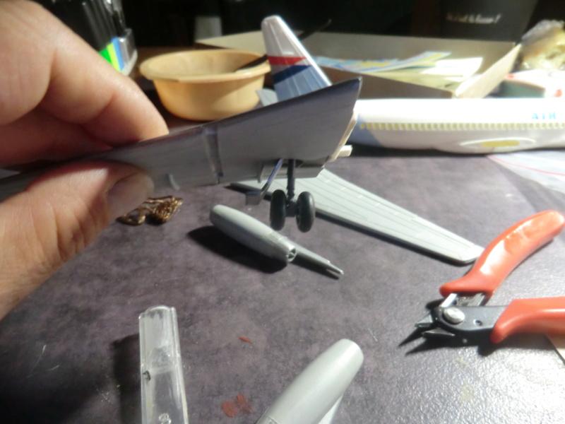 Mercure 1/100 Flugzeug-Modellbaukasten - Page 2 Mercur75