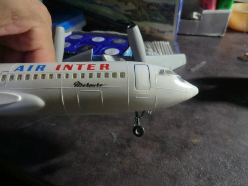 Mercure 1/100 Flugzeug-Modellbaukasten - Page 2 Mercur81