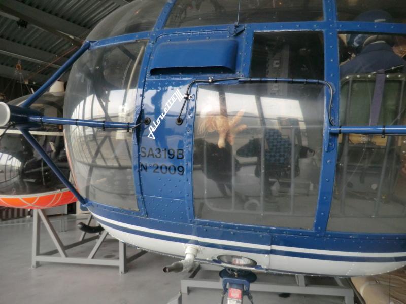 SUD AVIATION ALOUETTE III PGHM Réf L200 Muszo434