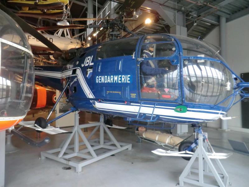 SUD AVIATION ALOUETTE III PGHM Réf L200 Muszo437