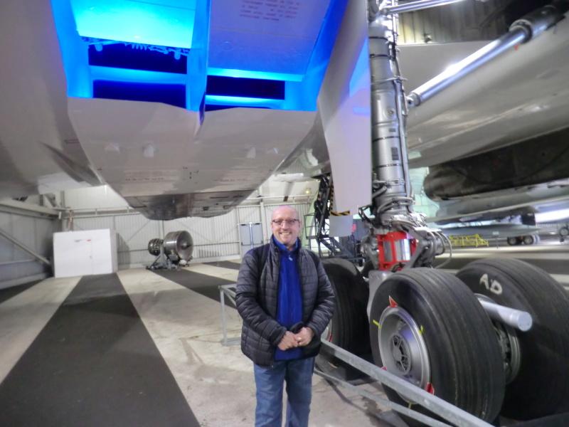 "[1/100]Concorde 001 -ref 52324 coffret ""la légende HELLER"" 1/100 Muszoe51"
