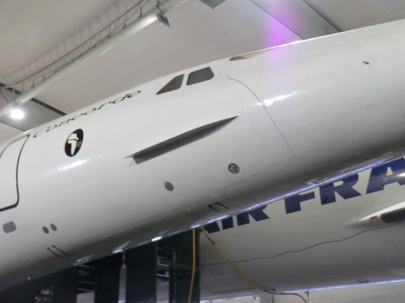 "[1/100]Concorde 001 -ref 52324 coffret ""la légende HELLER"" 1/100 Muszoe52"