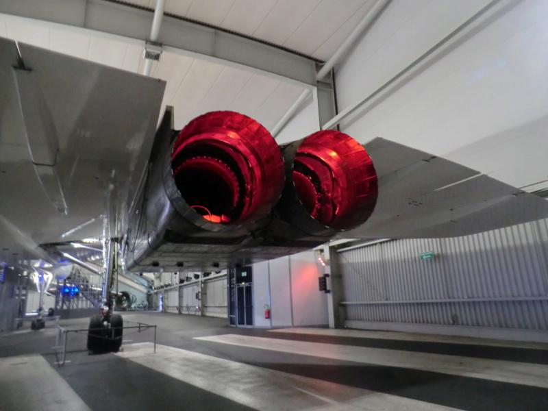 "[1/100]Concorde 001 -ref 52324 coffret ""la légende HELLER"" 1/100 Muszoe54"