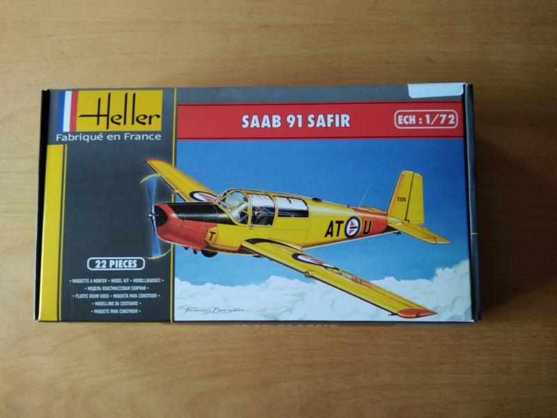 SAAB 91 SAFIR 1/72ème Réf 80287 Saab_011
