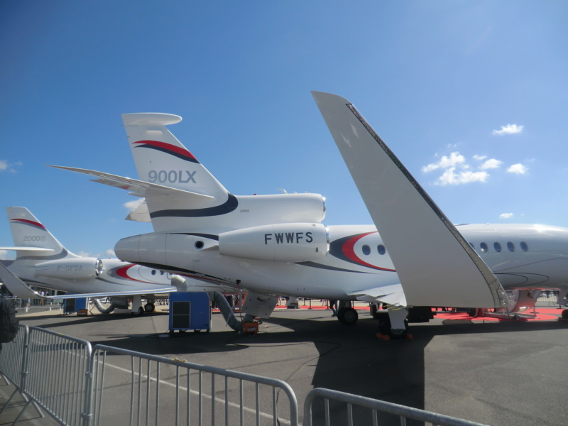 Salon du Bourget 2019 Salon116