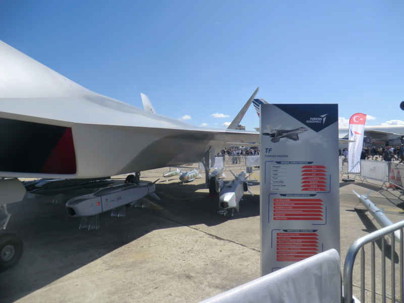 Salon du Bourget 2019 Salon132
