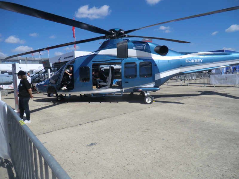 Salon du Bourget 2019 Salon137