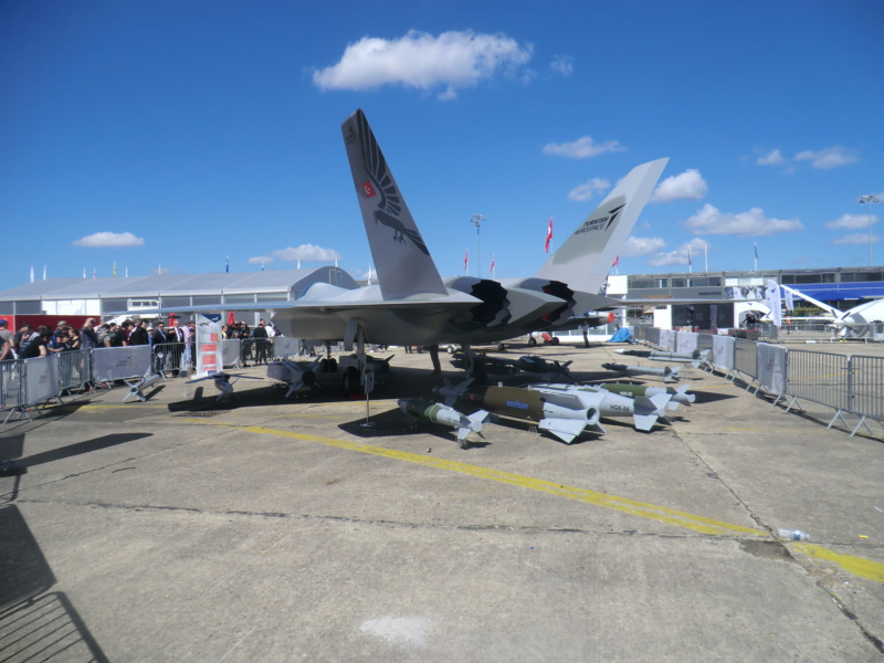 Salon du Bourget 2019 Salon138