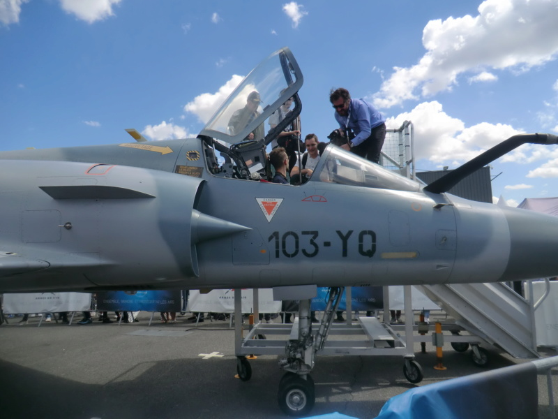 Salon du Bourget 2019 Salon163