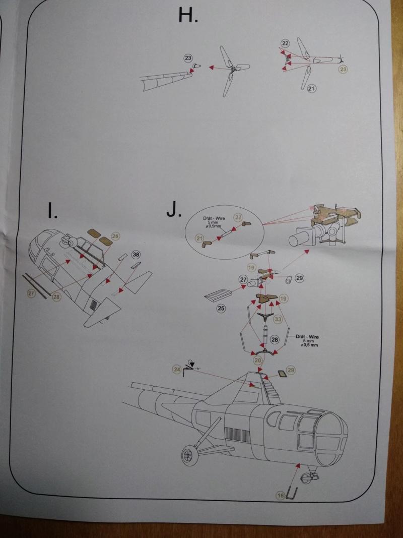 [ LF MODELS ]   WESTLAND SIKORSKY WS-51 1/72  ref:PE7240 Sikors17