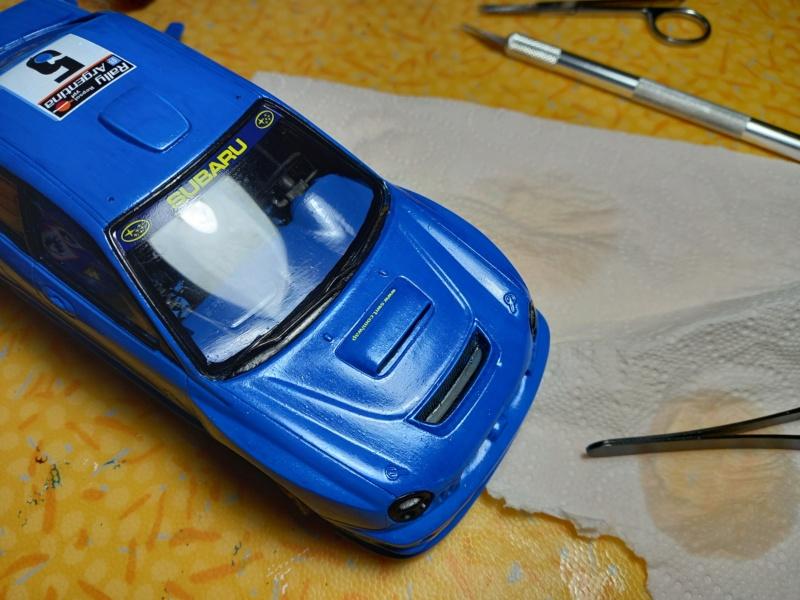 Challenge des 6 ans   SUBARU IMPREZA WRC  1/24 Réf 80761 - Page 3 Subar458