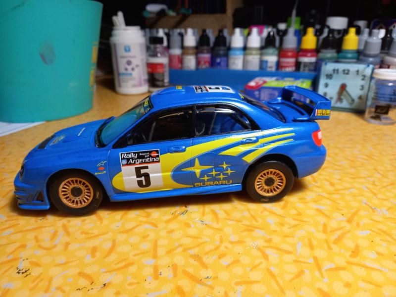 Challenge des 6 ans   SUBARU IMPREZA WRC  1/24 Réf 80761 - Page 3 Subar464