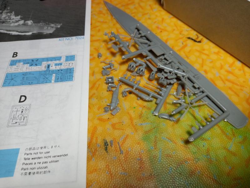 Montage chrono [SHANGHAÏ DRAGON] Destroyer lance missiles U.S.S COCHRANE 1/700ème Réf 7024 Uss_co30