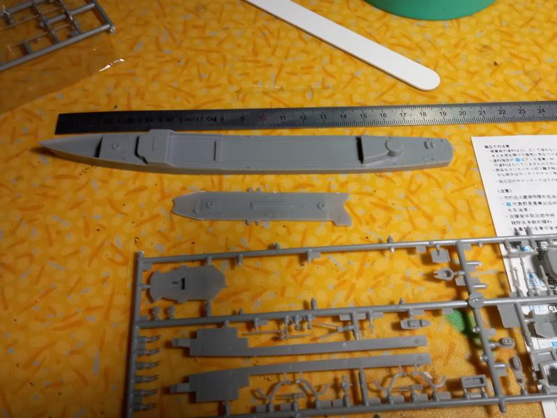 Montage chrono [SHANGHAÏ DRAGON] Destroyer lance missiles U.S.S COCHRANE 1/700ème Réf 7024 Uss_co32